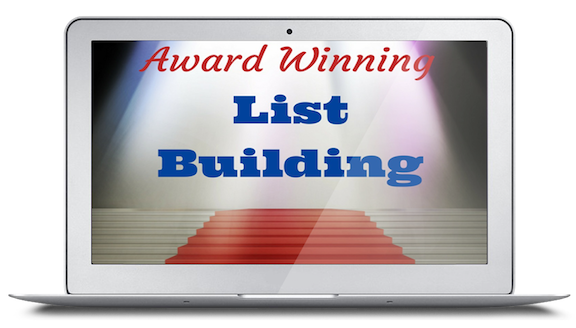 Click Now To Build Your List